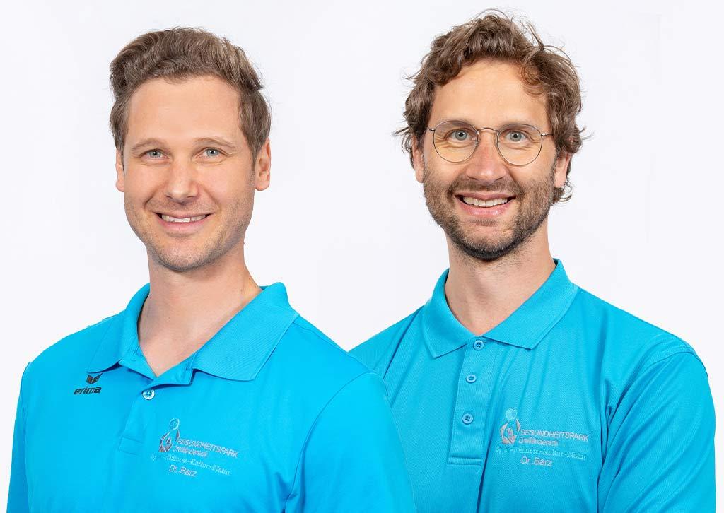 Benjamin und Dominik Barz - Fachärzte für Allgemein- und Sportmedizin